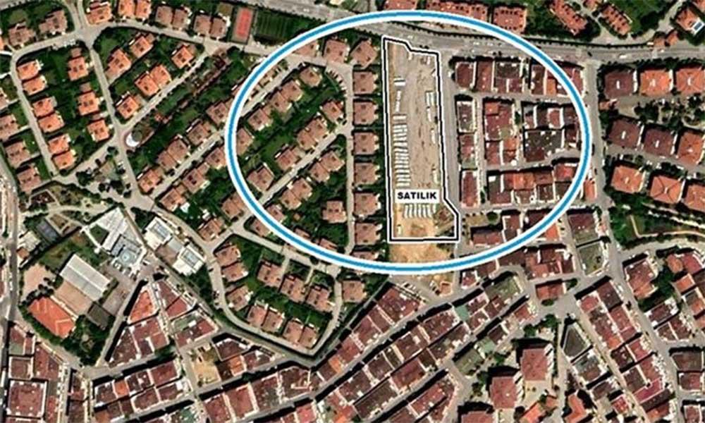 AKP'li Çekmeköy Belediyesi okul arazisini ranta açtı!