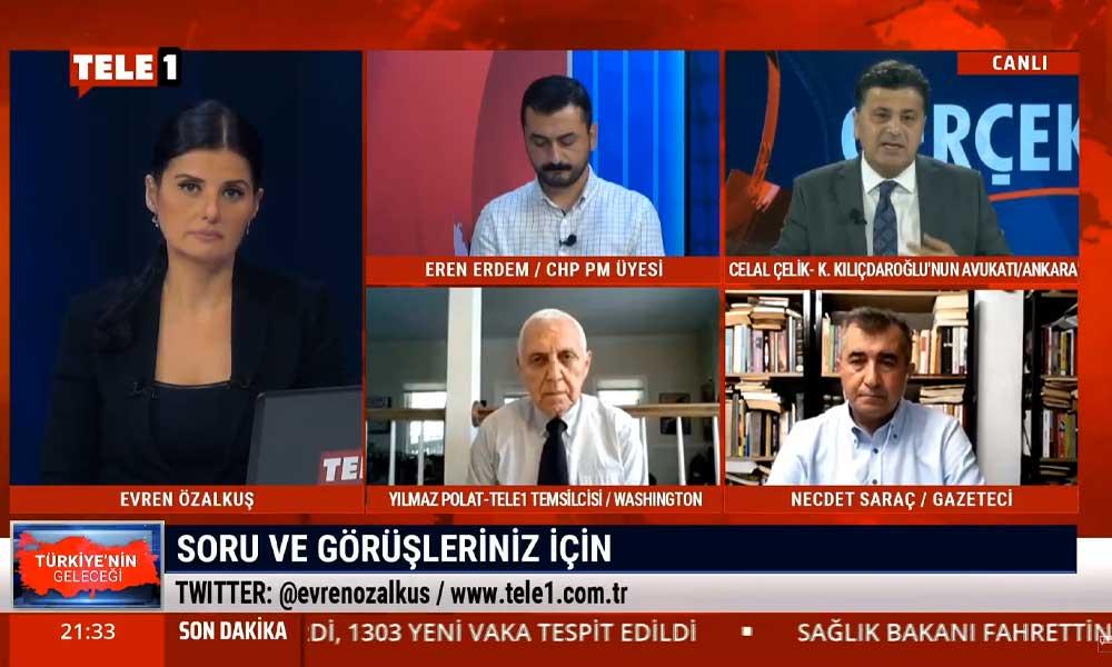Celal Çelik: Erdoğan, ABD Kongresi'nde mal varlığının araştıralacağı söylendiğinde tepki koymadı?