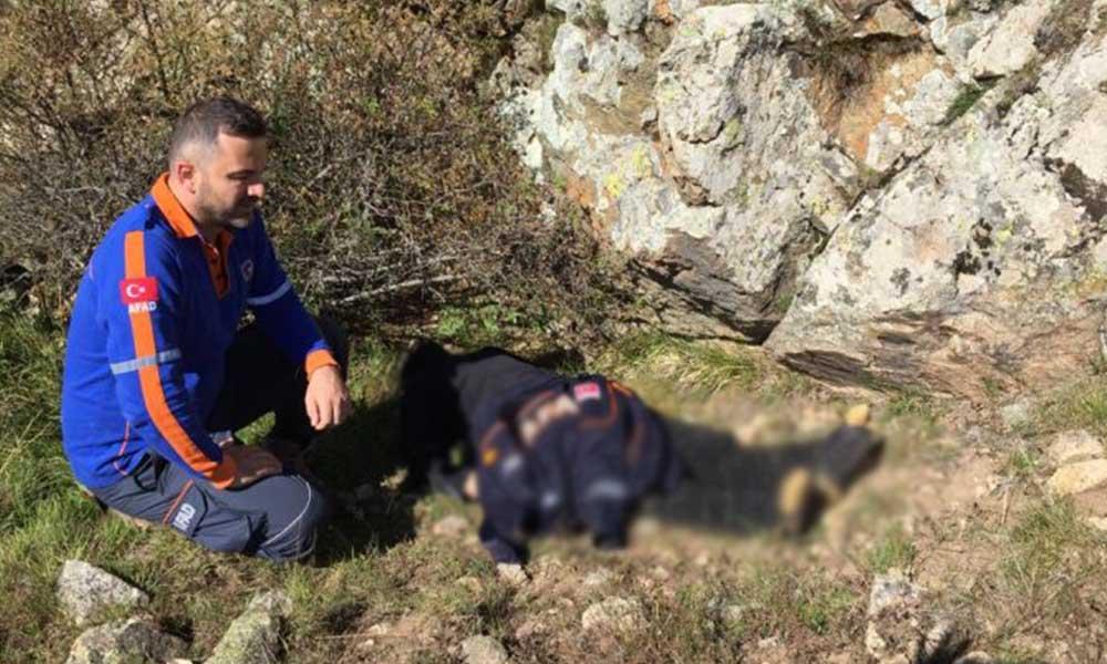 Kayıp çobanın cansız bedeni yaylada bulundu