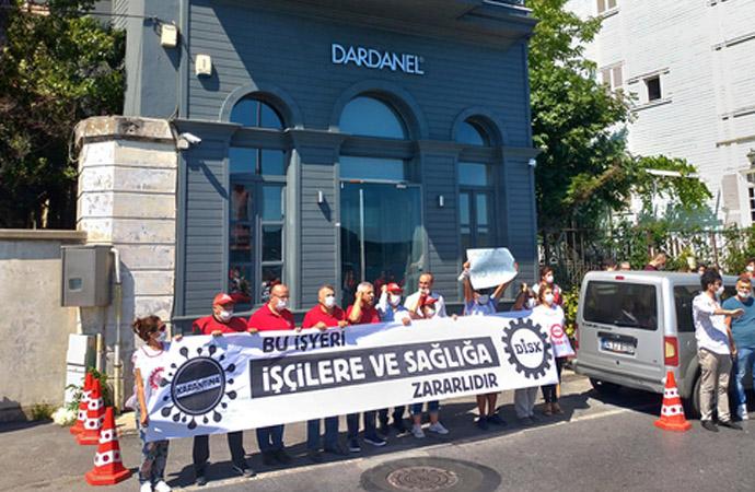 Dardanel'in patronundan kölelik itirafı: Hükümetin tavsiyesi