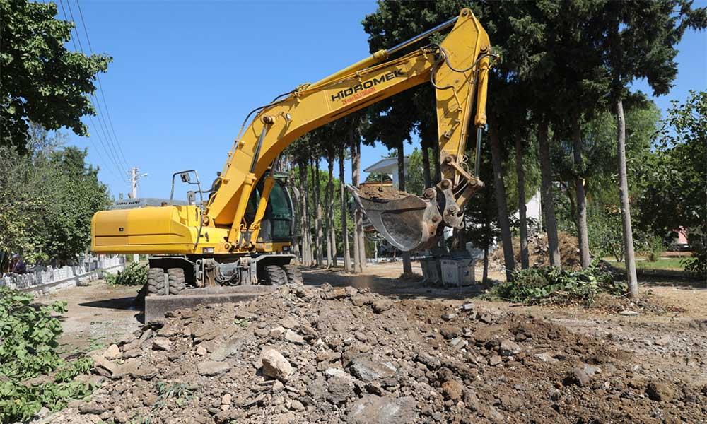 Başkan Atabay: Kentimizde yapılmadık yol bırakmayacağız