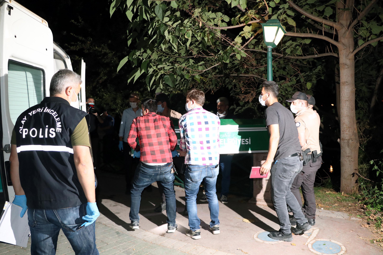 Eskişehir'de, Porsuk Çayı'na giren kişi boğularak yaşamını yitirdi