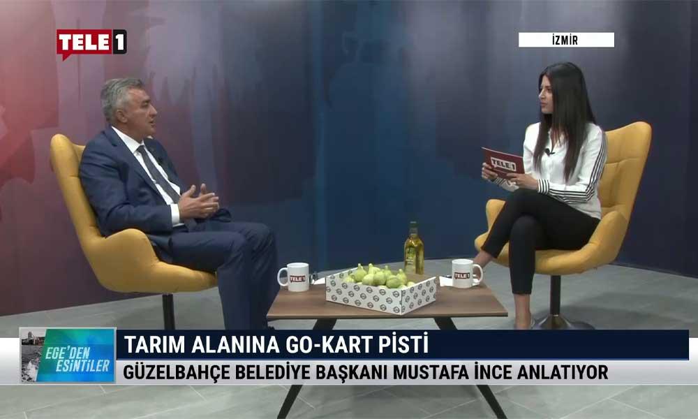 """""""Atatürk'e laf söyleyenlerle aynı masada oturmam"""" – Ege'den Esintiler"""