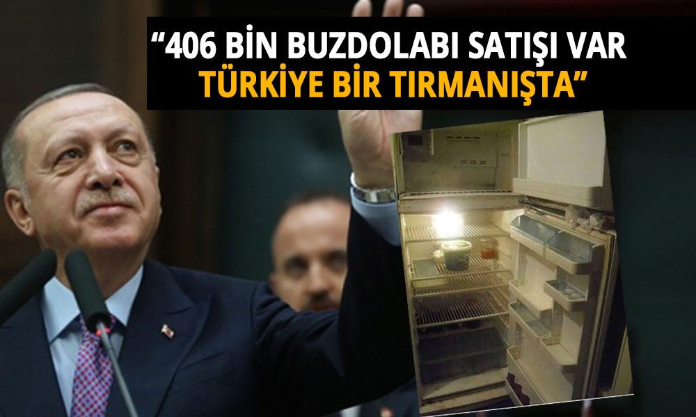 Erdoğan 'uçuyoruz' dedi tepki yağdı: Uçurumdan aşağı doğru