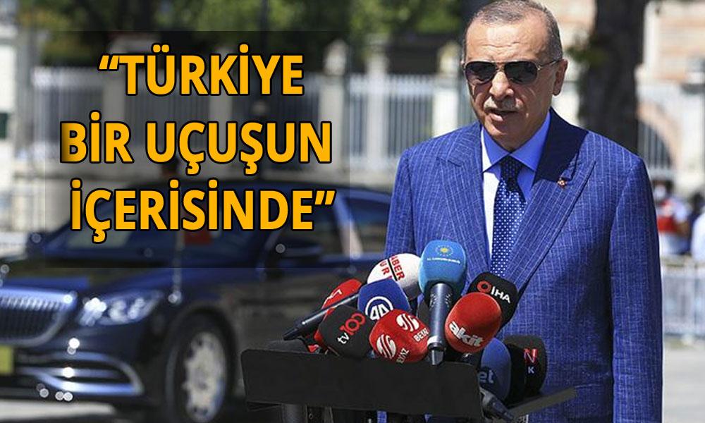 Erdoğan'ın gündemi Akşener ve İnce