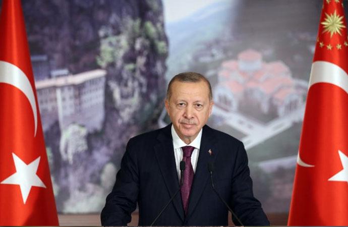 Erdoğan, Atatürk'e lanet okuyan Ali Erbaş'a sahip çıktı!