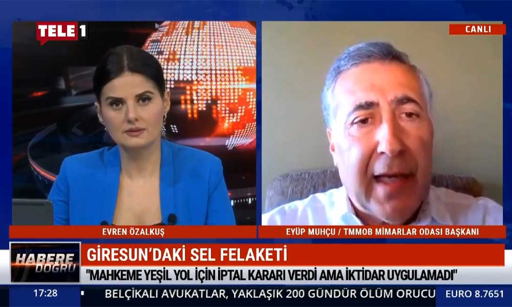 """""""Bu felaketin suçlusu AKP'dir, doğa ve yurttaşlar suçlanamaz"""""""