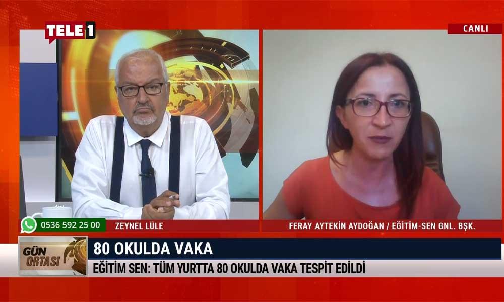 Eğitim-Sen Genel Başkanı Feray Aytekin Aydoğan: Hala bir ek bütçe açıklaması yapılmadı
