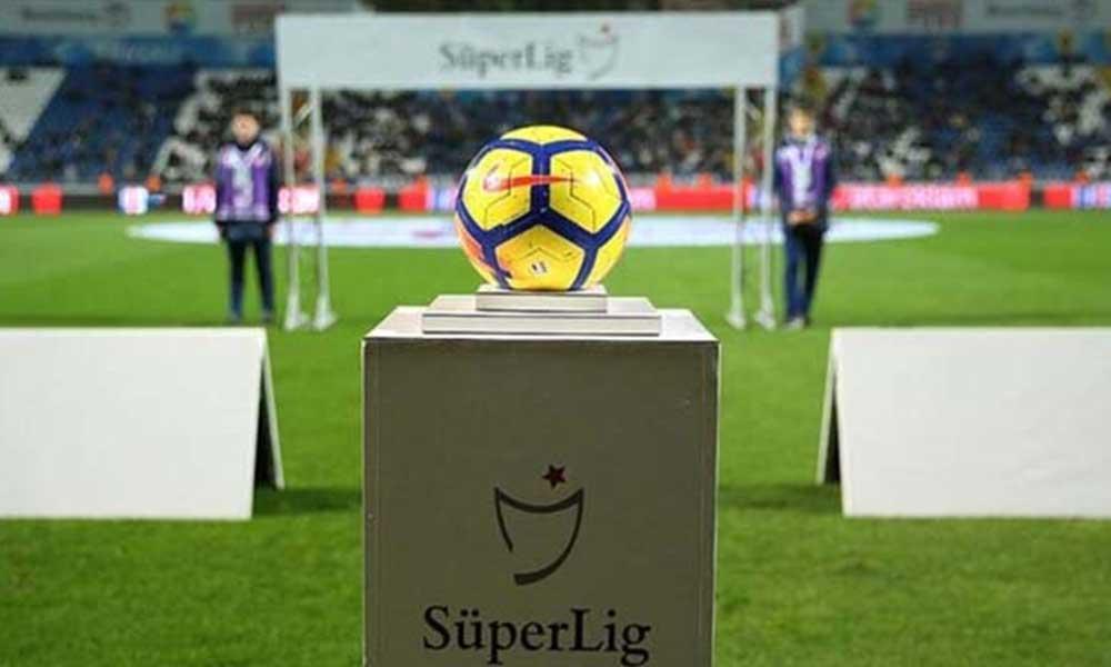 Süper Lig'in fikstürü belli oldu! Sezon derbi ile başlayacak
