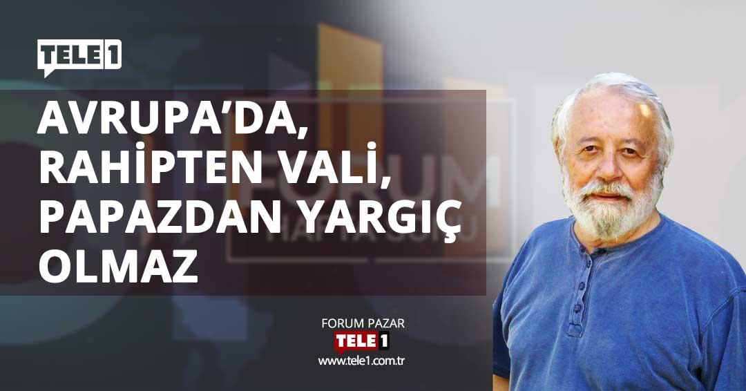 """""""Türkiye bölünmüşse nedeni, öğretim birliğine aykırı imam hatiplerdir"""" – Forum Hafta Sonu"""