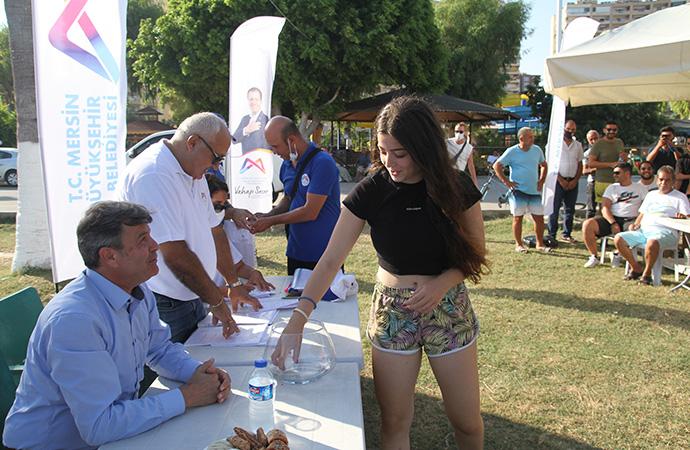 Büyükşehir, Mersin yazlık siteler arası plaj voleybol turnuvası düzenliyor