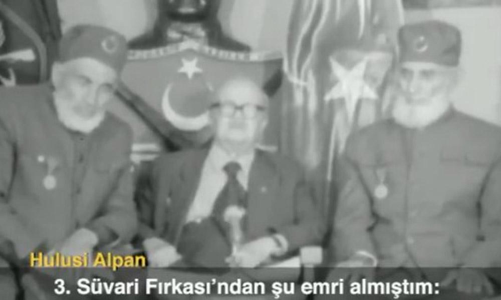 İstiklal Savaşı gazileri Büyük Taarruz'a ait anıları anlatıyor