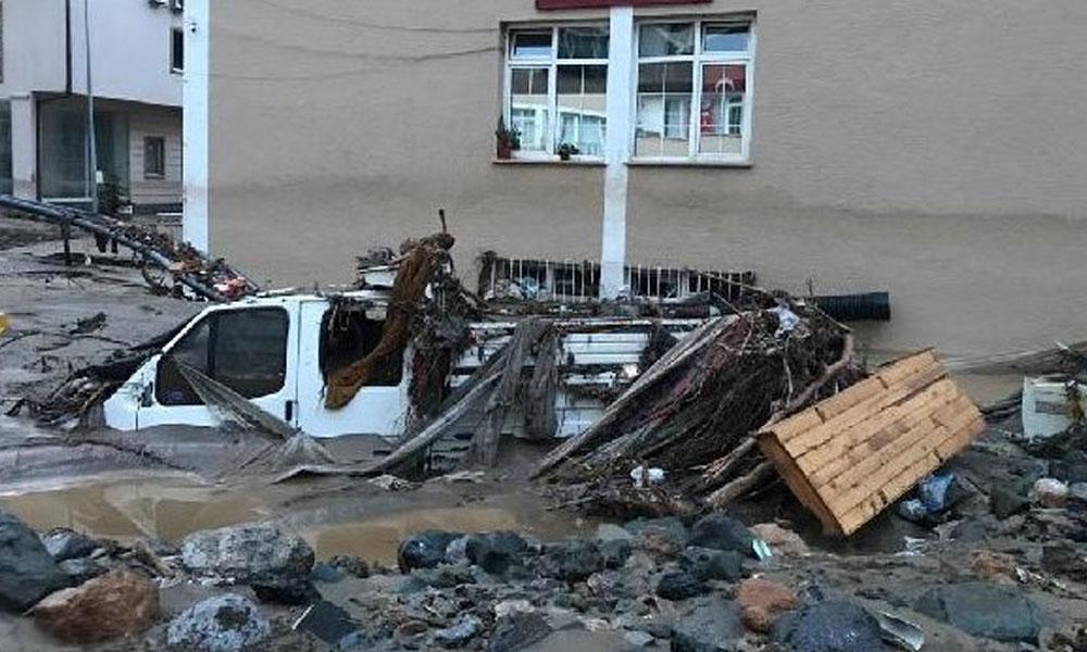 Giresun'daki sel felaketinin ardından Doğu Karadeniz için uyarı