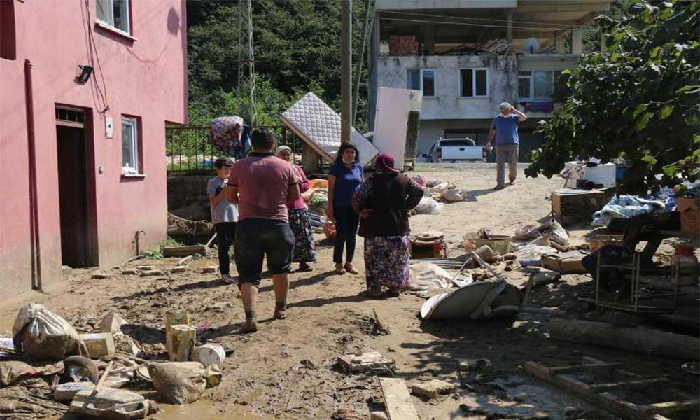 HDP heyeti Giresun'da: Yaşananlar doğal afet değil