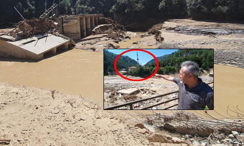 Sel felaketinde suçu vatandaşlara atan AKP, bu videoya ne diyecek?