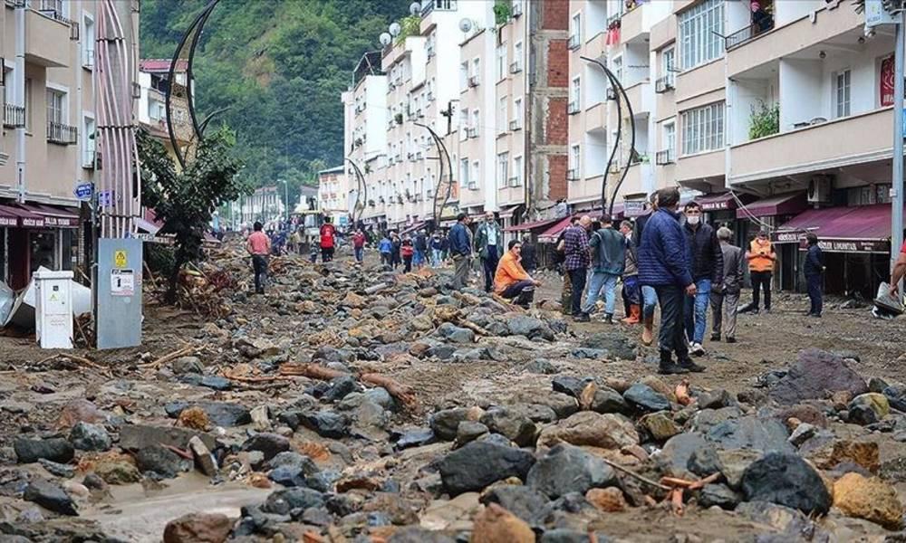 Saygı Öztürk 'işte rapor' diyerek Giresun'daki sel felaketinin sorumlularını yazdı!