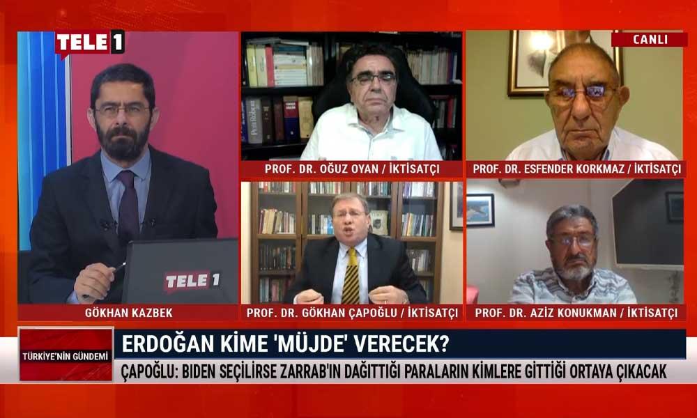 """""""Erdoğan yarın çıkıp bunu söylese dolar 5,5 TL'ye düşer"""""""