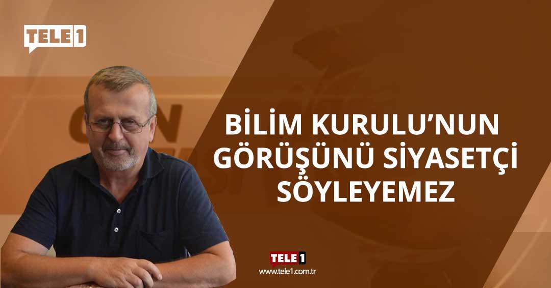İTO Genel Sekreteri Osman Öztürk: Bilim Kurulu'nun görüşünü siyasetçi söyleyemez