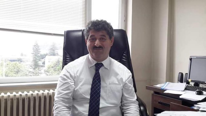 Trabzon Büyükşehir Belediyesi'nde daire başkanı, koronavirüsten hayatını kaybetti