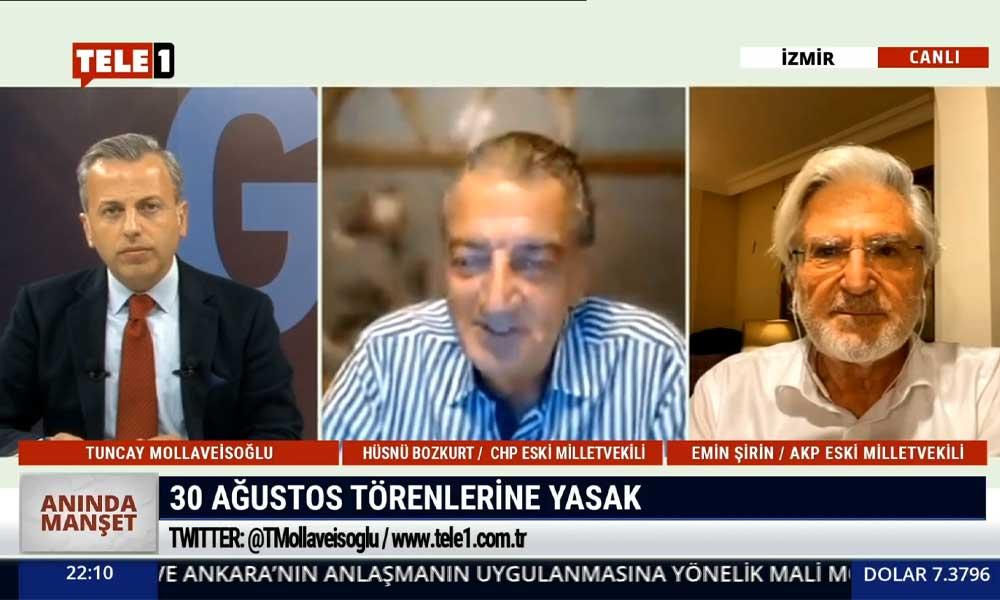 """""""Ortada AKP diye bir parti yok"""""""