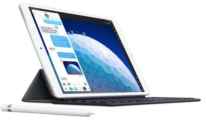 Yeni Apple iPad Air modelinde TouchID sürprizi