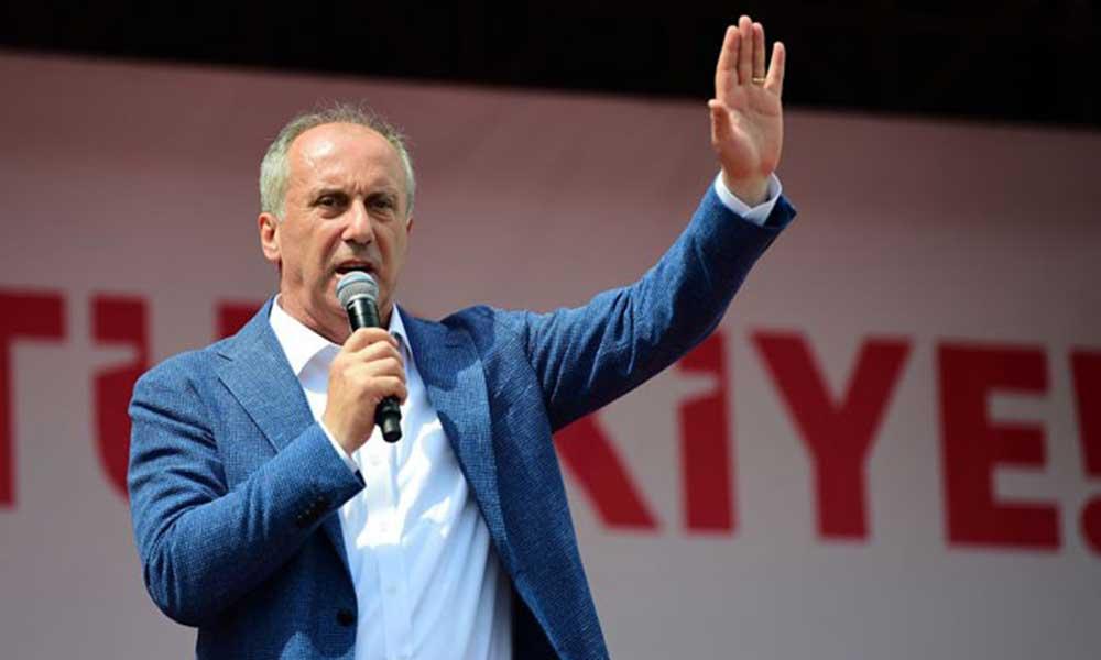 Muharrem İnce Ankara'da ofis açıyor iddiası!
