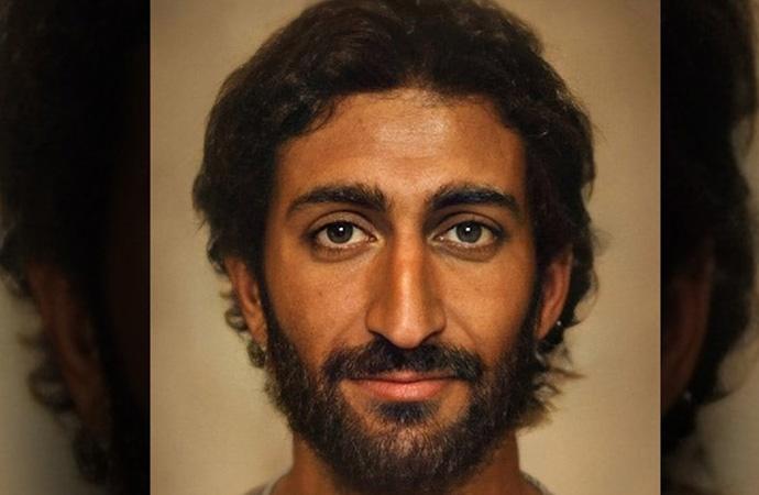 Yapay zekayla Hazreti İsa'nın portresini oluşturdular