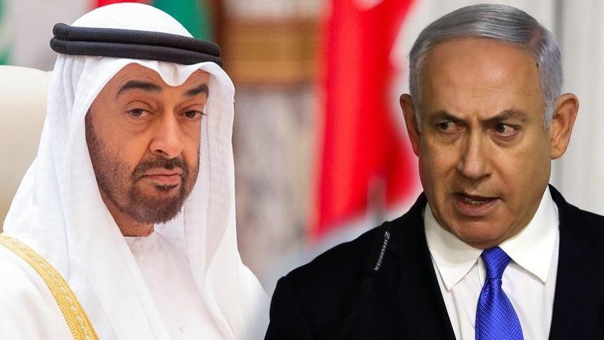 İsrail ve Birleşik Arap Emirlikleri anlaşmaya vardı