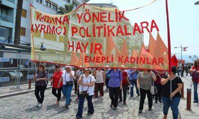 Emek Partisi: Kadınlar eşitlik talebinden vazgeçmeyecek