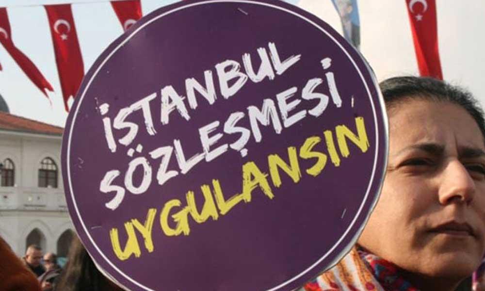 Kadınlar Kadıköy'de toplanıyor: Kararı geri çek, sözleşmeyi uygula