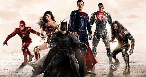 Snyder Cut of Justice League videosu yayınlandı