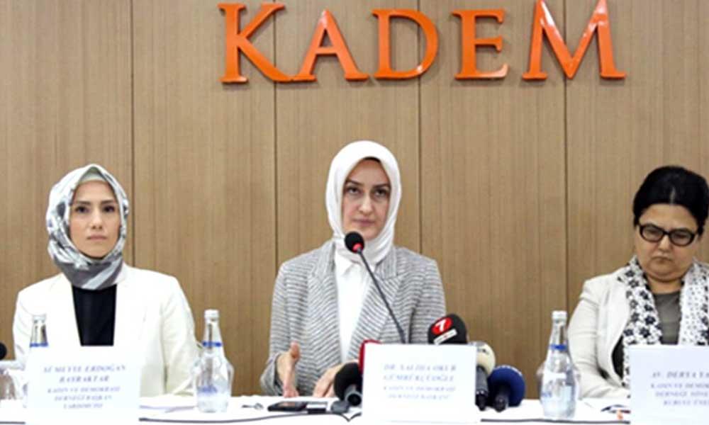KADEM, LGBTİ'yi hedef gösterdi: Neslin devamı için tehdit