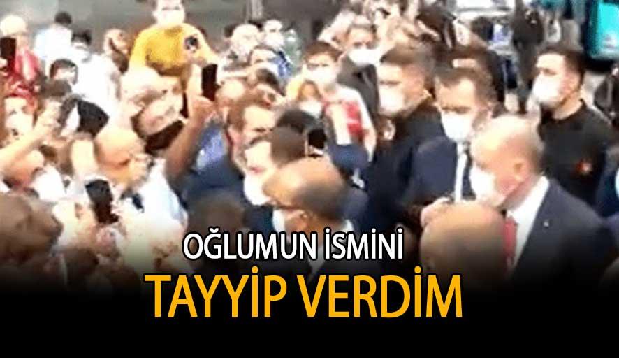 Erdoğan'a memleketi Rize'de şok: Üç tane dedin üç yaptım