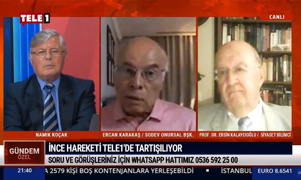 Ercan Karakaş: Önümüzdeki seçim Başkanlık Sistemi'nden kurtulmamızı sağlayacak, buna konsantre olmak gerekirdi