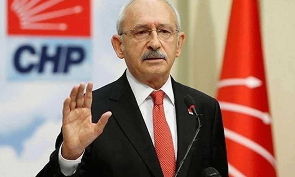 Kılıçdaroğlu: İnce'nin 'Memleket Hareketi' CHP'de bölünmelere neden olmaz