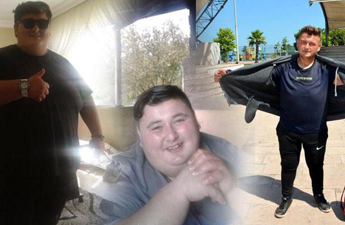 Evlenemeyince 6 ayda 212 kilo verdi!