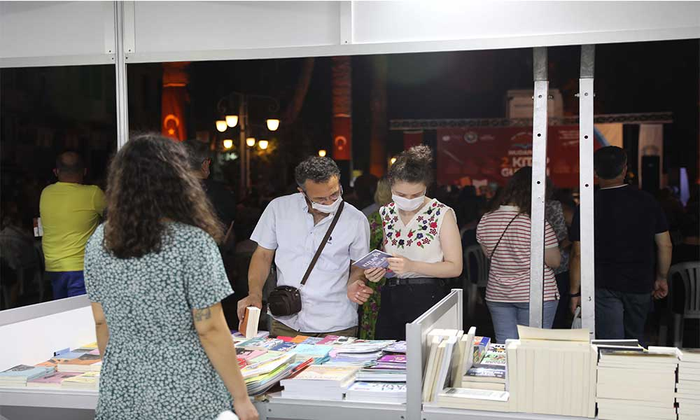 Mudanya ikinci kitap günleri başladı