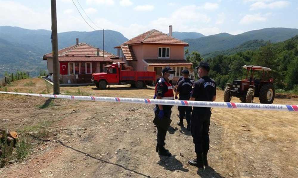 Kıbrıs gazisi arazi kavgasında kardeşini öldürdü