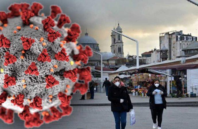 Koronavirüsten can kaybı 5 bin 784 oldu: Yeni hasta sayısı artmaya devam ediyor