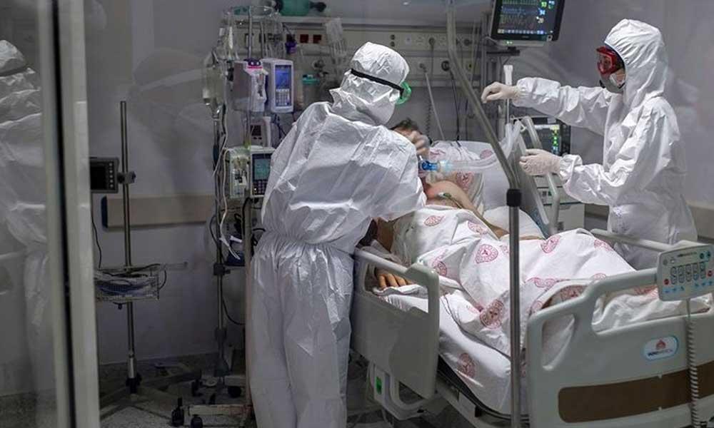 Profesör uyardı: Hastaneler tıklım tıklım, Sağlık Bakanlığı'nın verilerinin son zamanlarda güvenilirliliğini kaybetti