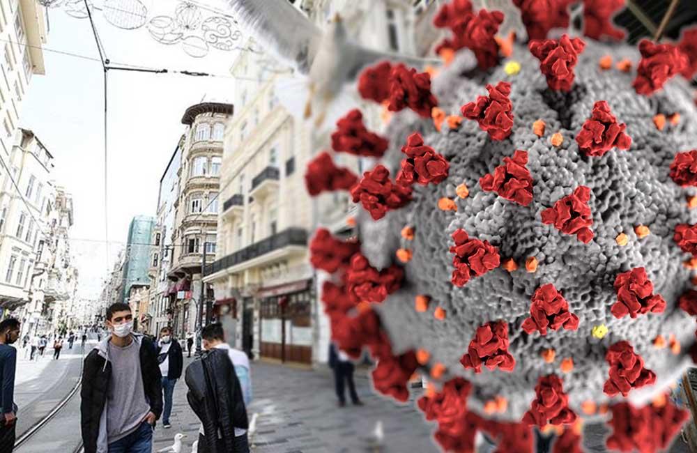 Türkiye'de koronavirüsten can kaybı 5 bin 873 oldu! Ağır hasta sayısı artmaya devam ediyor