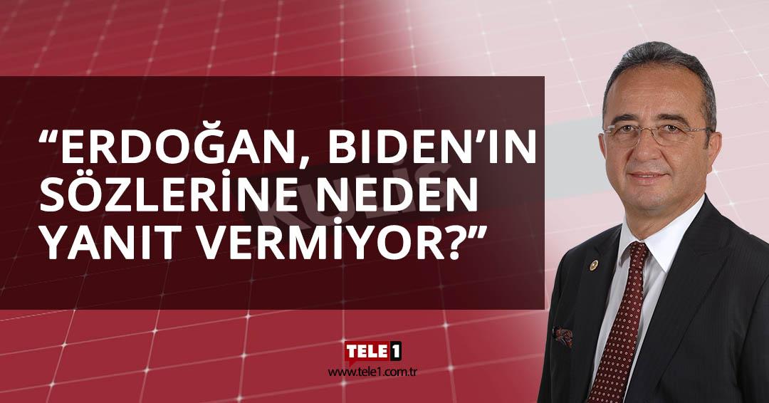 """""""Erdoğan, cevap verememe acziyeti içinde"""" – KULİS"""
