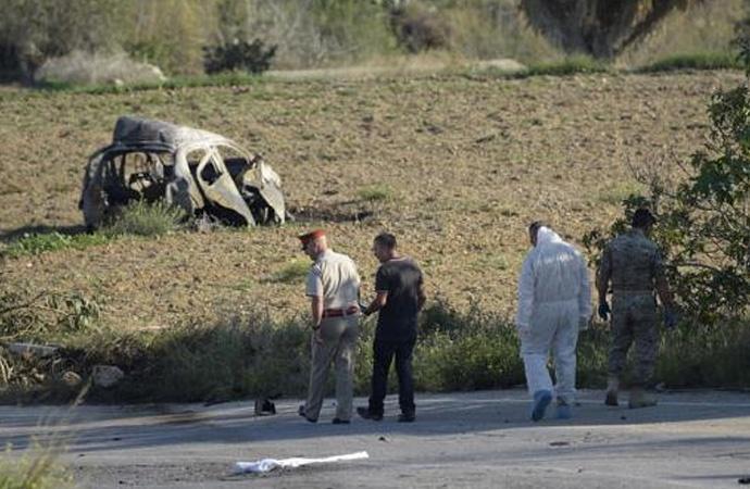 Malta'lı gazeteci suikastinde düğüm çözülüyor!