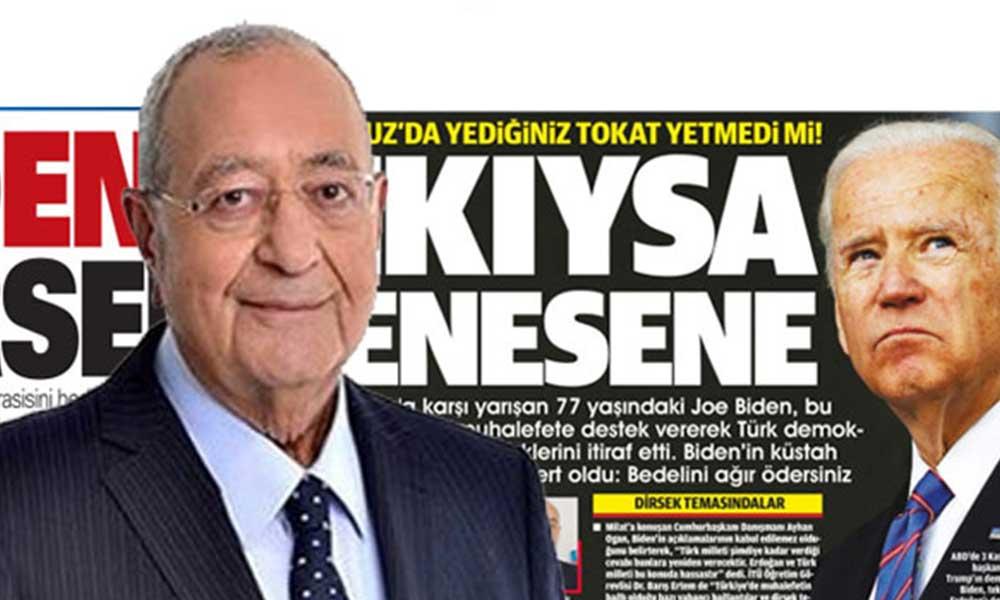 Yandaşlıkta çığır açtı! Mehmet Barlas muhalefet hakkında yalan ifadeler yazdı