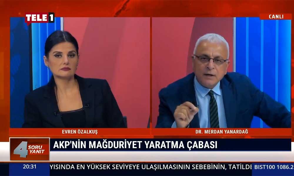 Merdan Yanardağ: Erdoğan'ın yerinde olsam Fahrettin Altun'u işten kovarım