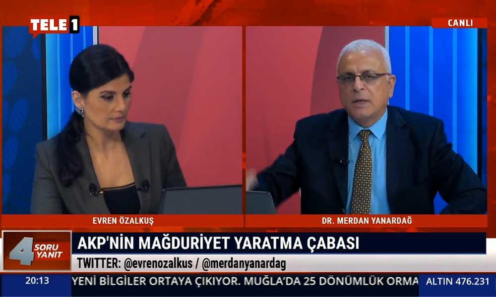 Merdan Yanardağ: Laik ve demokratik Cumhuriyet'in bakanı terör örgütü liderinin mezarını ziyaret ediyor