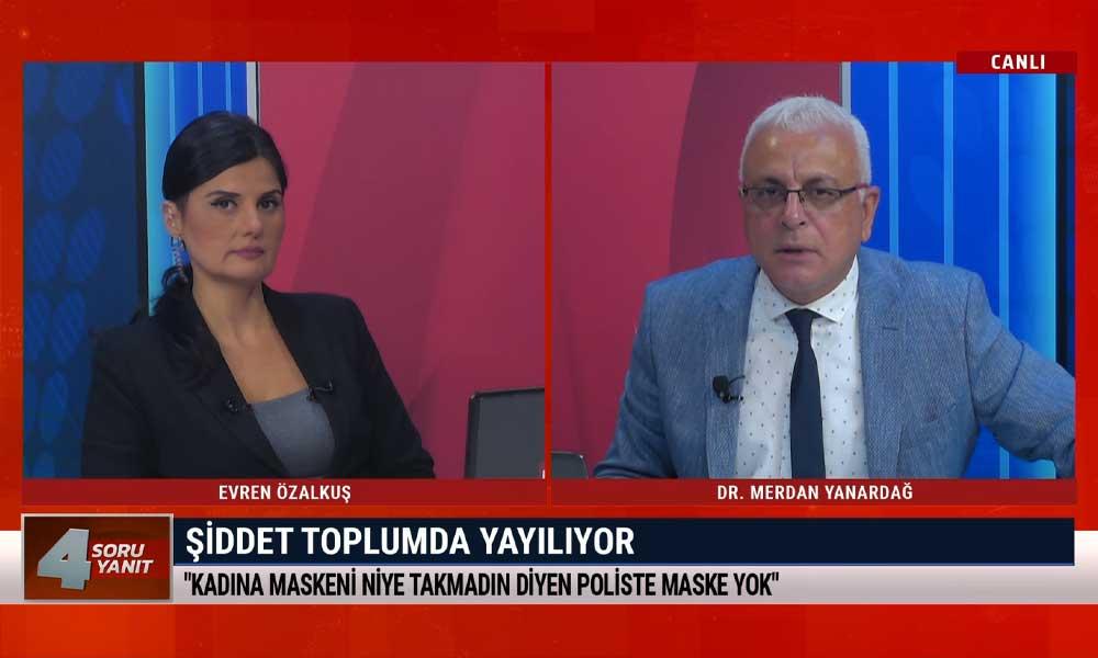 Merdan Yanardağ: İmamoğlu'nu suçlamak sizin işiniz mi sayın Erdoğan?