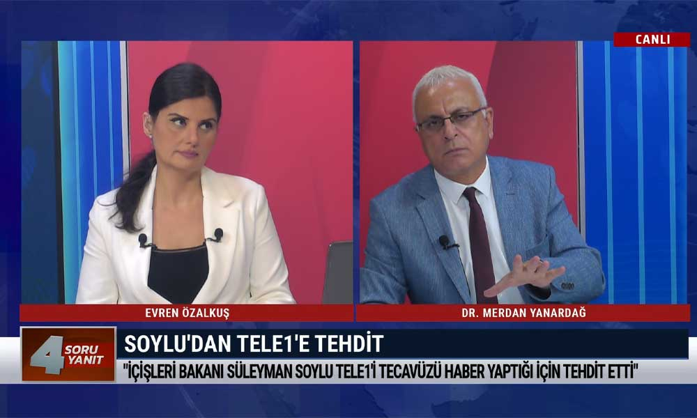 Merdan Yanardağ: AKP, bütün ulusal değerlerle kavgalı – 4 Soru 4 Yanıt