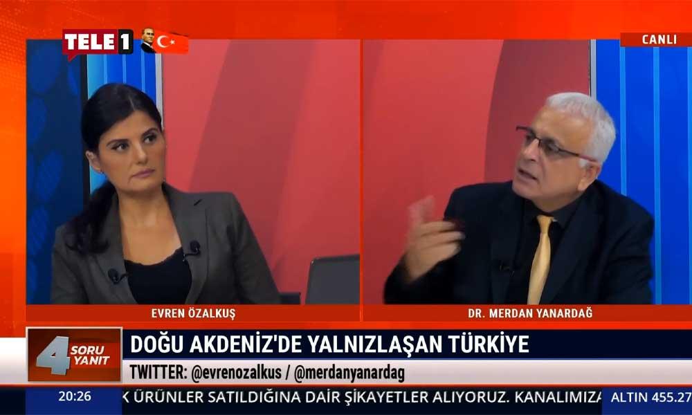 Merdan Yanardağ: Bu durumu AKP iktidarının toparlayacak hali yok