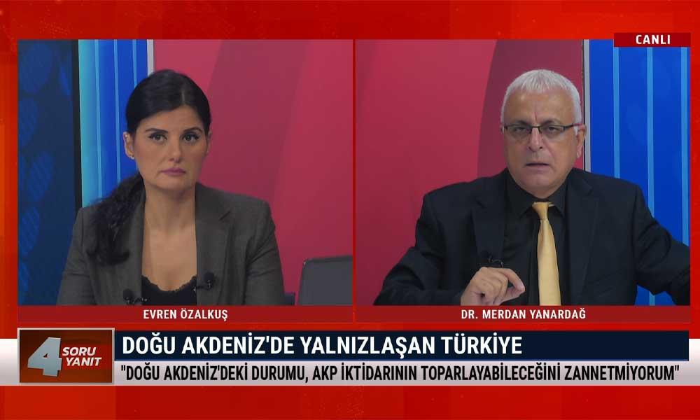 Merdan Yanardağ: AKP artık insanların sağlığı için bir tehdit haline geldi – 4 Soru 4 Yanıt